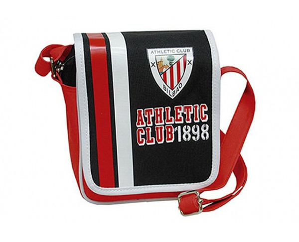 Bolso bandolera bordada Oficial Athletic Club Bilbao