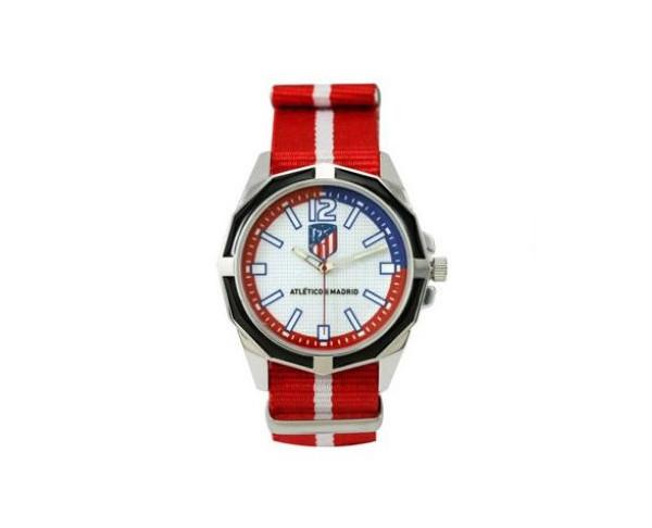 Reloj de pulsera Atlético Madrid juvenil y adulto red