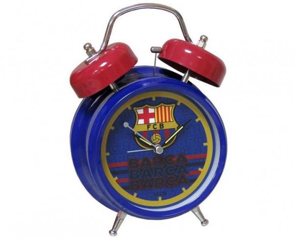 Reloj despertador musical Himno FC Barcelona