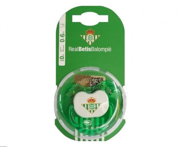 Chupete para bebés Real Betis Balompié