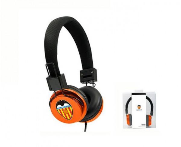 Auriculares de casco Stereo Oficiales Valencia CF