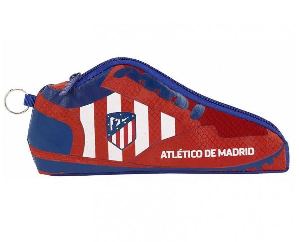 Estuche escolar zapatilla Atlético de Madrid