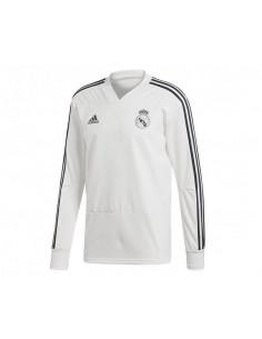 Sudadera de entrenamiento Real Madrid adidas adulto