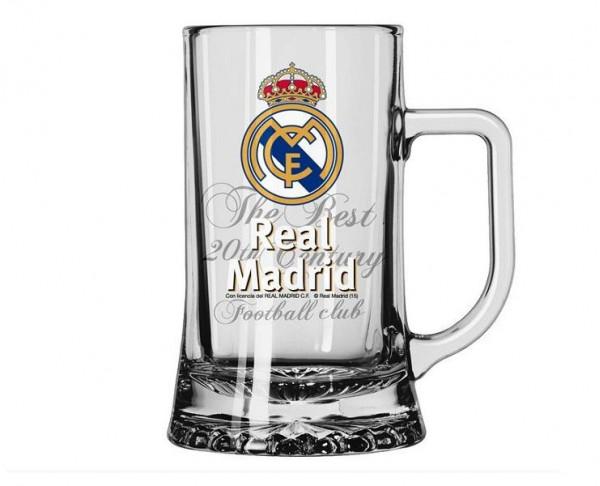 Jarra cerveza Real Madrid The Best World grande