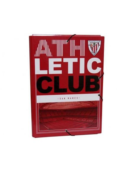 Carpeta con solapas tamaño folio Athletic Club de Bilbao