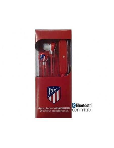 Auriculares inalámbricos Atlético de Madrid