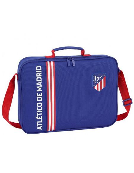 Maletín Atlético de Madrid extraescolar blue