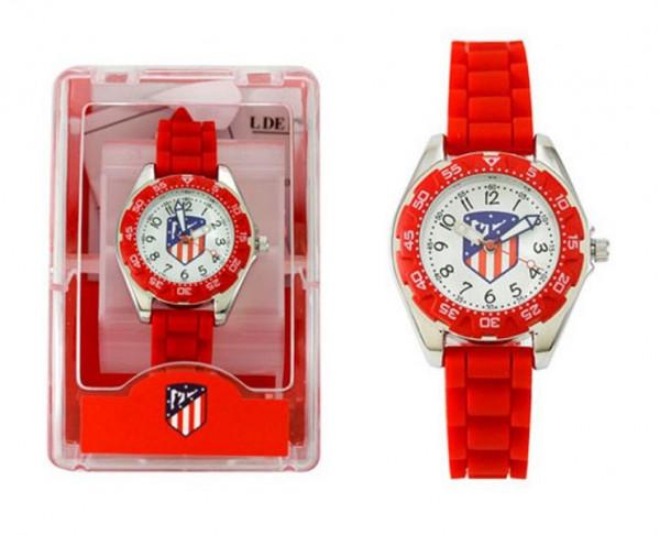 Reloj de pulsera rojiblanco Atlético de Madrid infantil