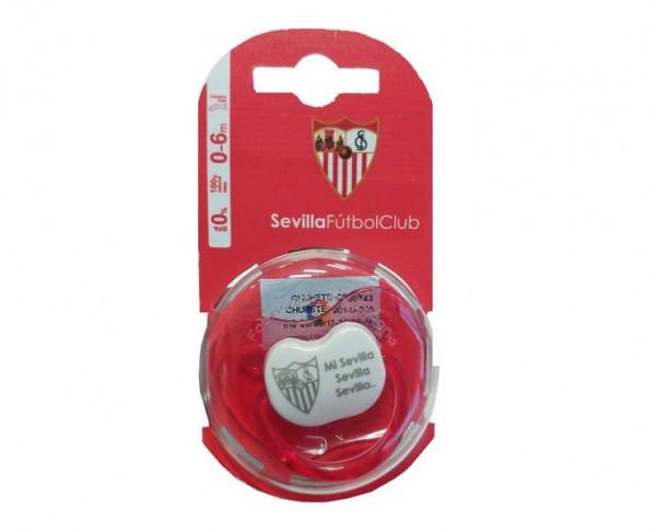 Chupete para bebés Sevilla FC