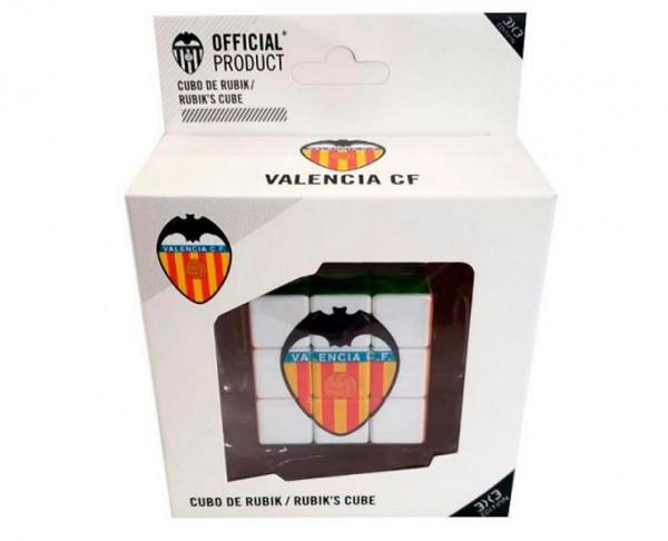 Juego cubo Rubik del Valencia CF