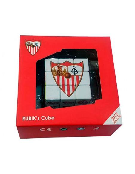 Juego cubo de Rubik del Sevilla FC