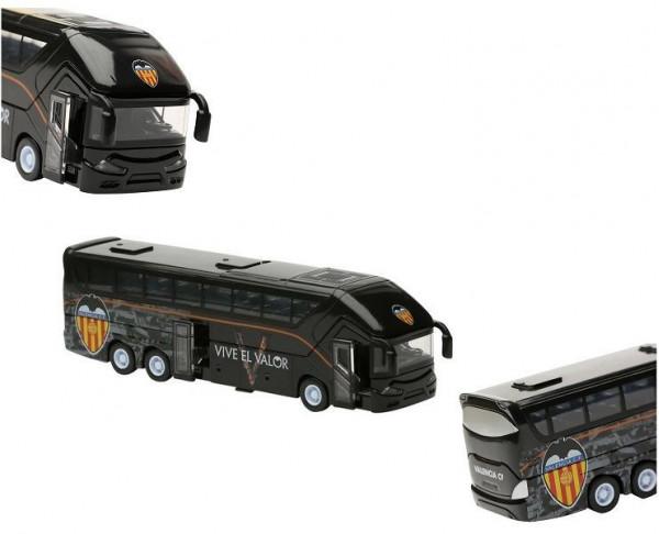 Autobús a escala del Valencia CF