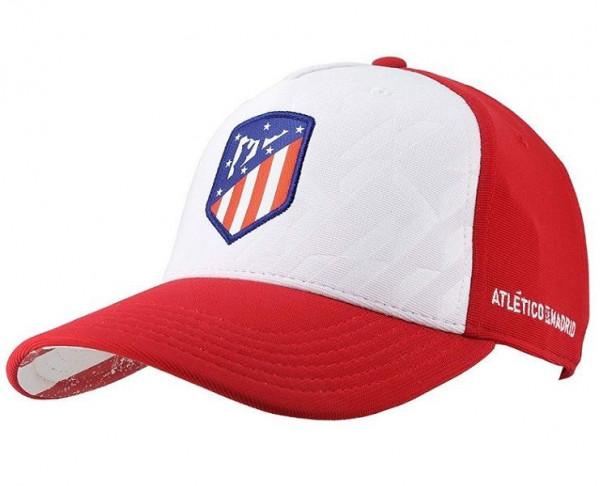 Gorra diseño deportivo Atlético de Madrid infantil