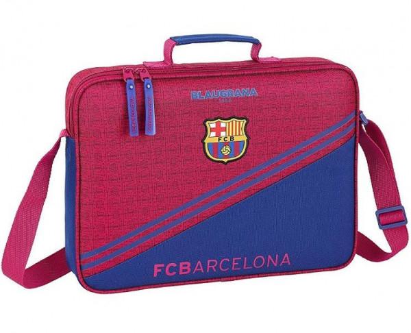 Cartera maletín extraescolar FC Barcelona blaugrana