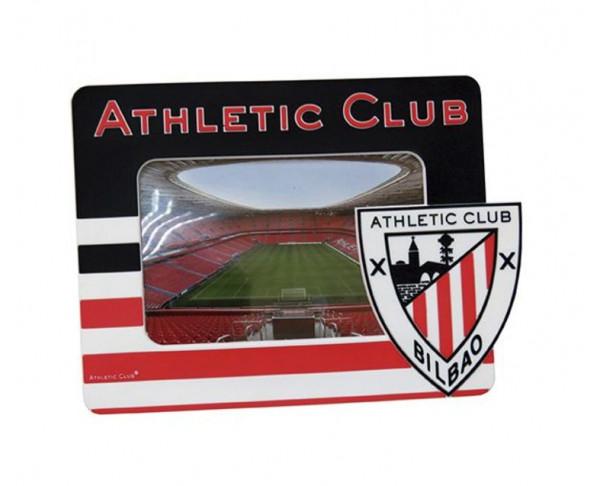 Marco portafotos Athletic Club de Bilbao en relieve