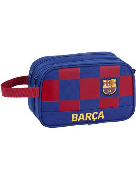 Neceser grande dos departamentos FC Barcelona Blaugrana