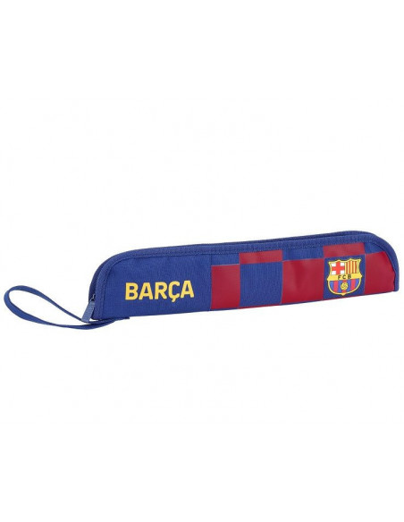Estuche portaflauta del FC Barcelona Blaugrana