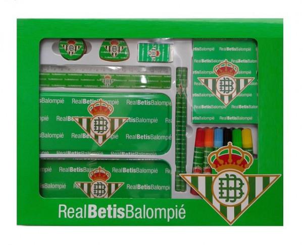Conjunto escolar infantil Real Betis Balompié