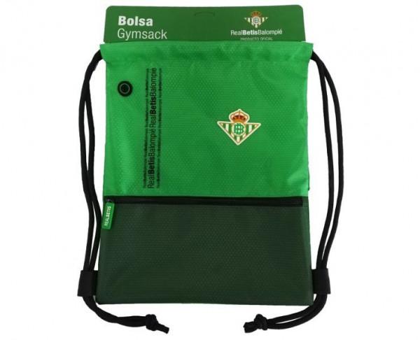 Saco grande Gymnasio para llevar a la espalda Real Betis