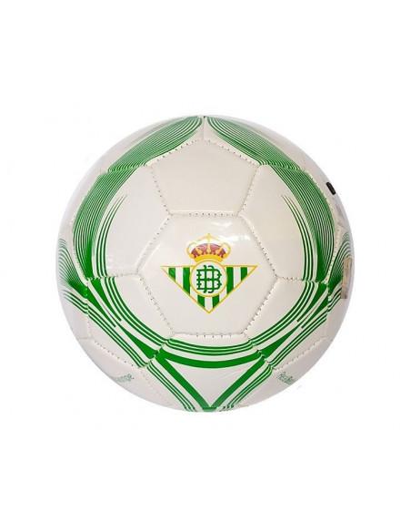 Balón pequeño de fútbol Real Betis Balompié