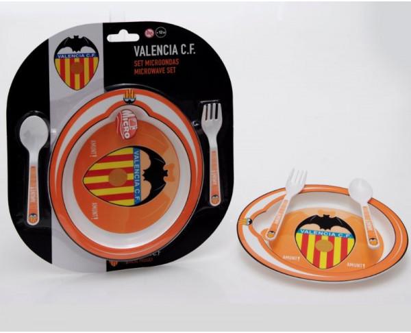 Vajilla tres piezas para bebés Valencia CF