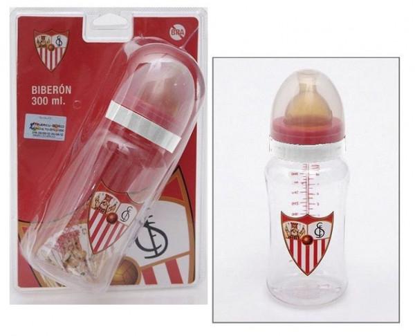 Biberón para bebé Sevilla FC