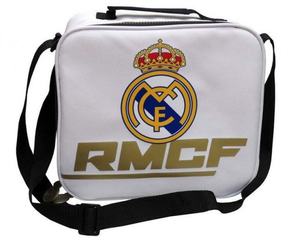 olsa portamerienda térmica Real Madrid asa y bandolera