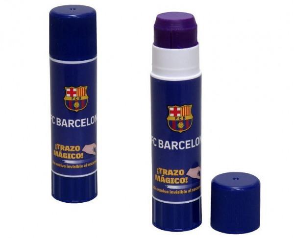 Barra de pegamento trazo mágico FC Barcelona