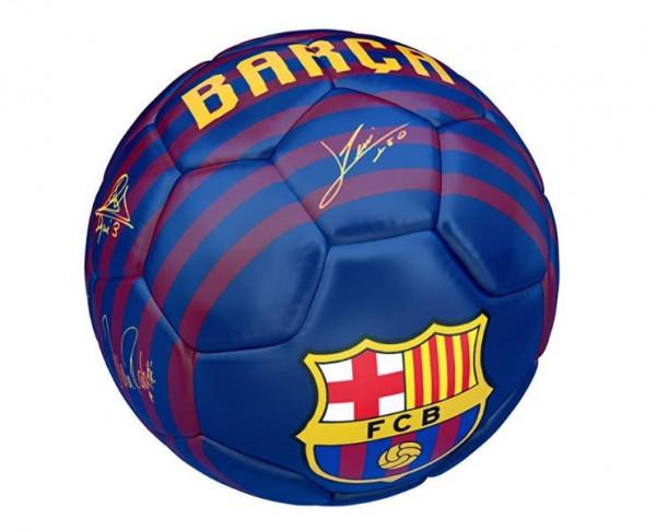 Balón reglamentario FC Barcelona cuatro a ocho años