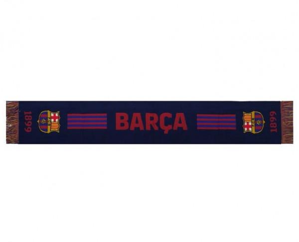 Bufanda Oficial del FC Barcelona Barca