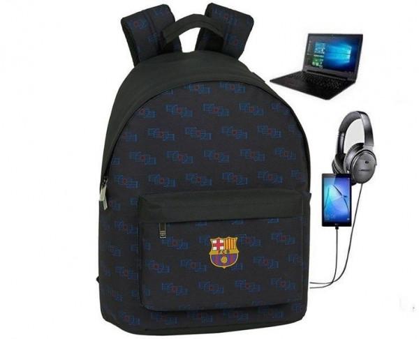 Mochila ordenador y nuevas tecnologías FC Barcelona