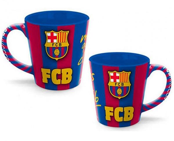 Taza de porcelana FC Barcelona Mes que un Club