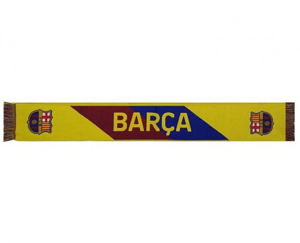 Bufanda segunda equipacion FC Barcelona 2020
