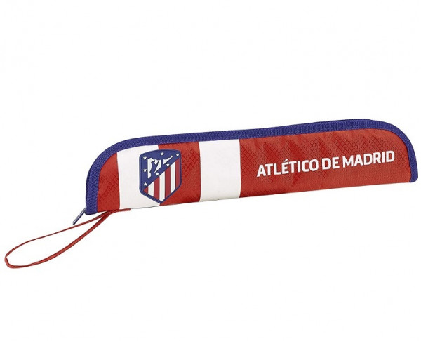 Funda portaflautas Atlético de Madrid