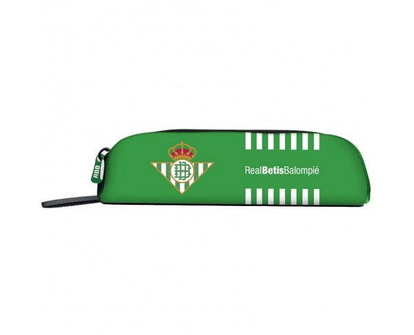Funda portaflautas del Real Betis