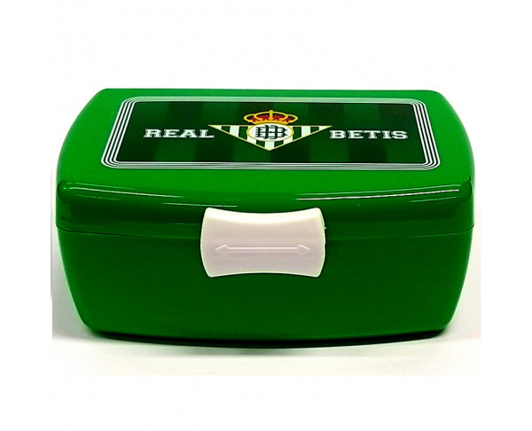 Fiambrera sandwichera Real Betis