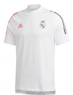 Camiseta blanca de paseo...
