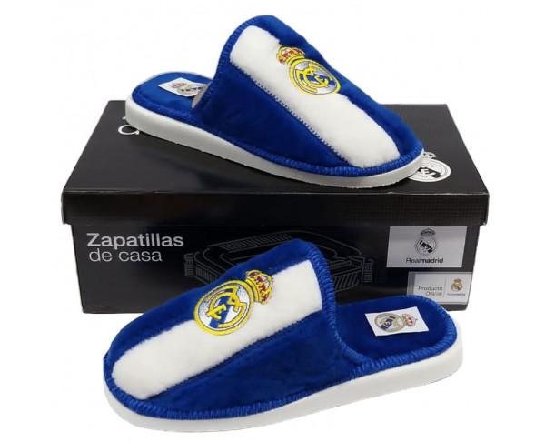 Zapatillas de andar por casa del Real...