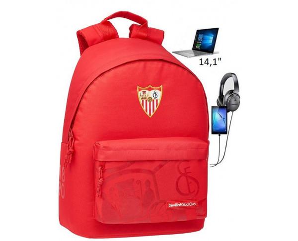 Mochila Sevilla FC para ordenador...