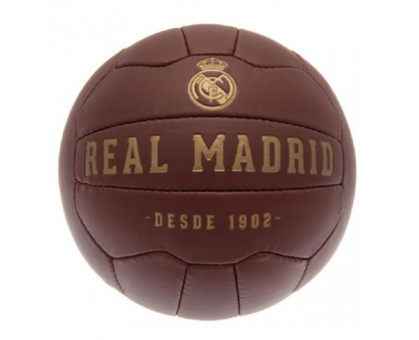 Balón Oficial Real Madrid antiguo...