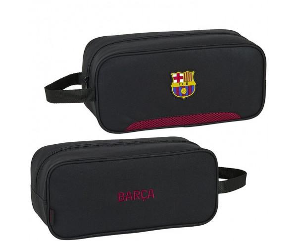 Bolsa zapatillero Black FC Barcelona...