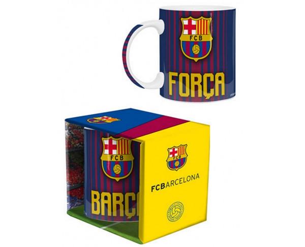 Taza de porcelana FC Barcelona Forca...