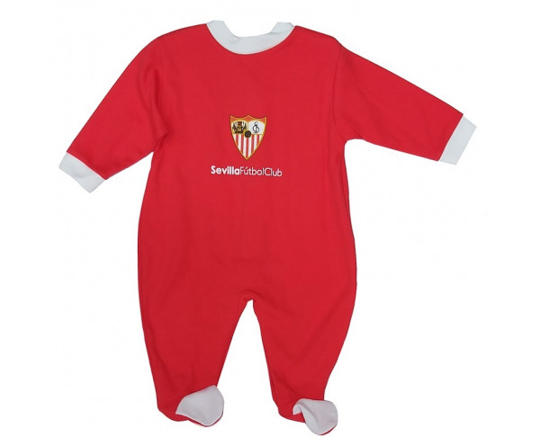 Pijama pelele para bebés Sevilla FC