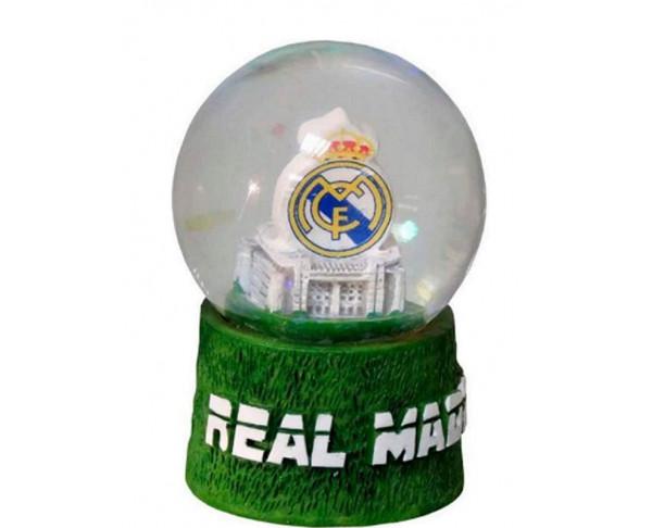 Bola de nieve Escudo Real Madrid...