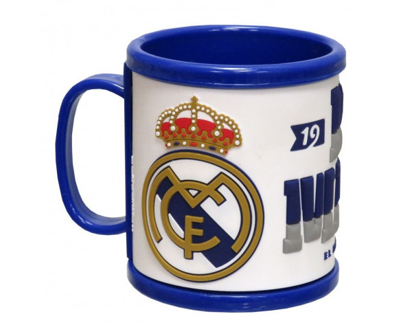 Taza Rubber infantil con relieve Real...