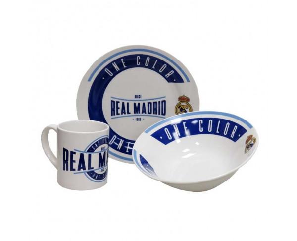 Pack tres piezas Real Madrid de...