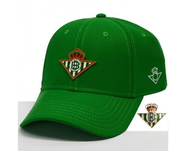 Gorra juvenil y adulto Real Betis...