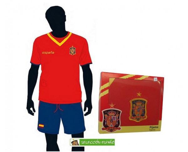 Pijama de verano Selección Española de Fútbol Adulto