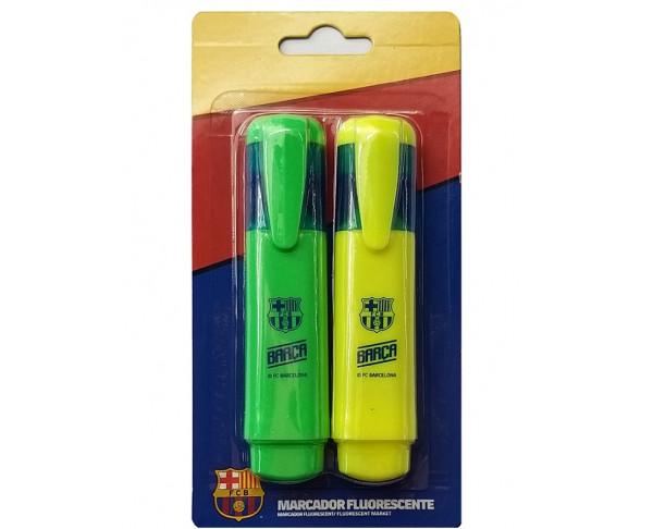 Pack 2 marcadores fluorescentes FC...