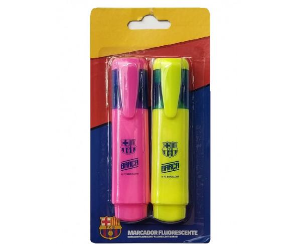 Marcadores del FC Barcelona...